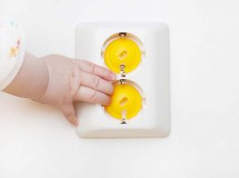 Babyhug Electrical Socket Cover, Must Try for Child Safety!