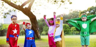 The Importance of Dress Up Play for Your Child's Development