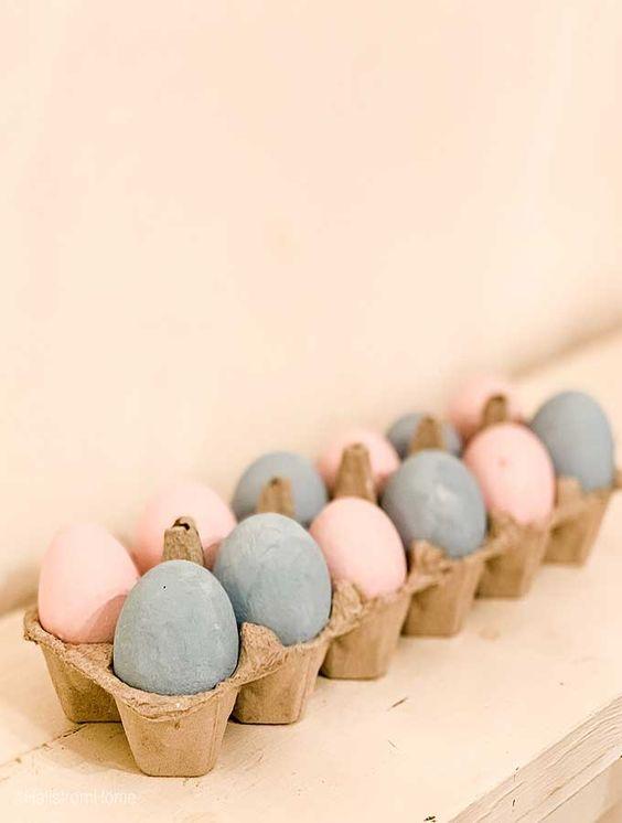 Egg Roulette Gender Reveal