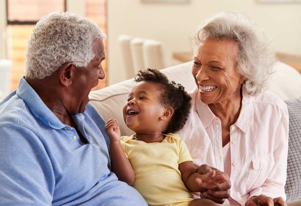 Importance Of Maternal Grandparents