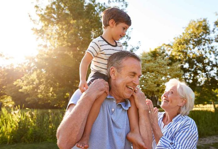 Importance of Maternal Grandparents in a Child's Life