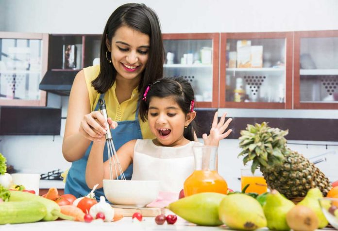 How to Inculcate Good Eating Habits in Your Children for Their Healthy Growth