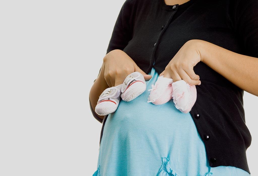 जुळ्या किंवा एकाधिक बाळांसह गरोदरपण -  १३ वा आठवडा