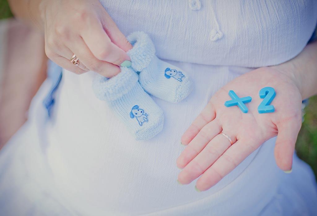 जुळ्या किंवा एकाधिक बाळांसह गरोदरपण - ११ वा आठवडा