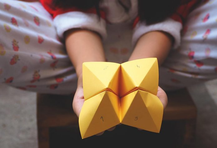 How to Make a Cootie Catcher for Kids