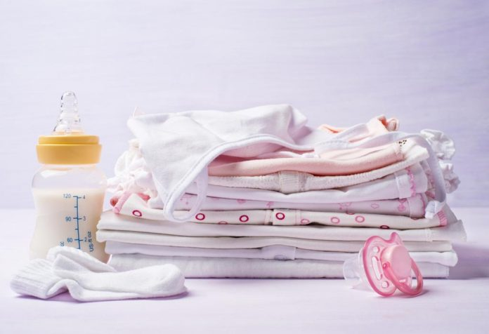 Layette Checklist for Baby - What You Will Need