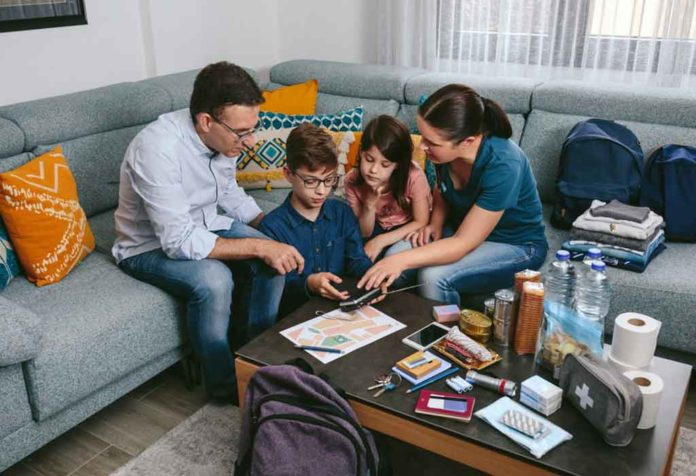 TIPS TO CREATE A FAMILY EMERGENCY PLAN