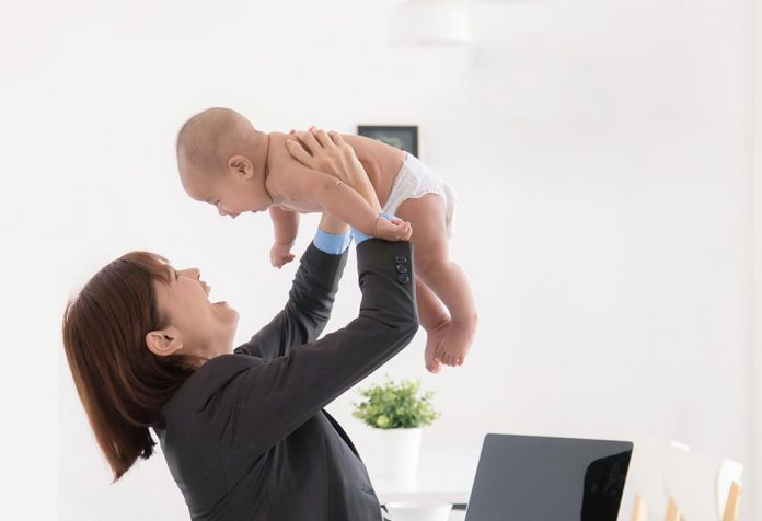 Tips for Working Mothers on How to Take Care of the Baby