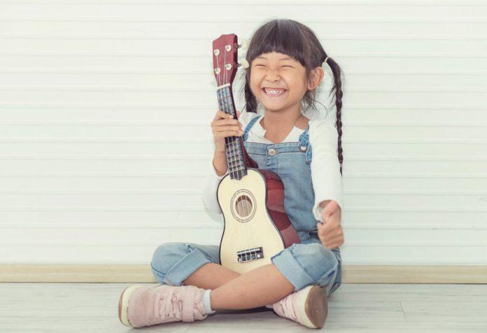 Top 10 Ukulele Songs for Kids