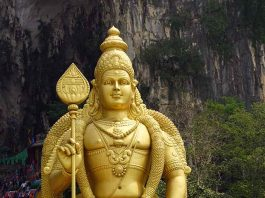 Baby Names Inspired By Lord Murugan