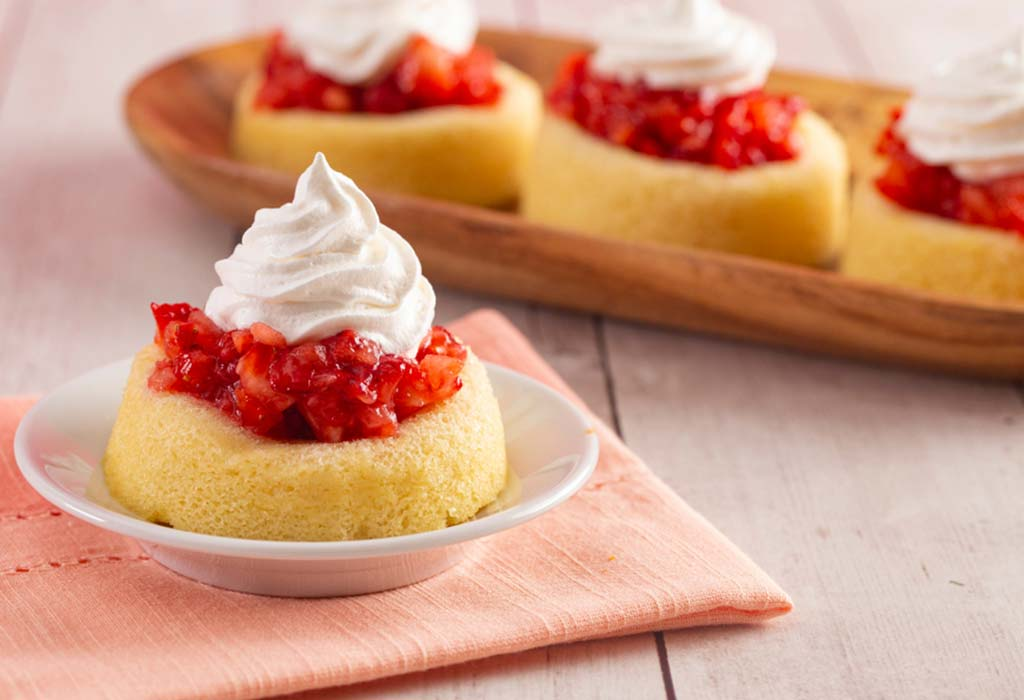 Easy Dessert Recipes for Mother's Day