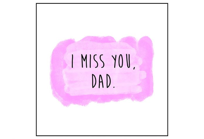 Heartfelt Miss You Dad Quotes, Poems and Messages