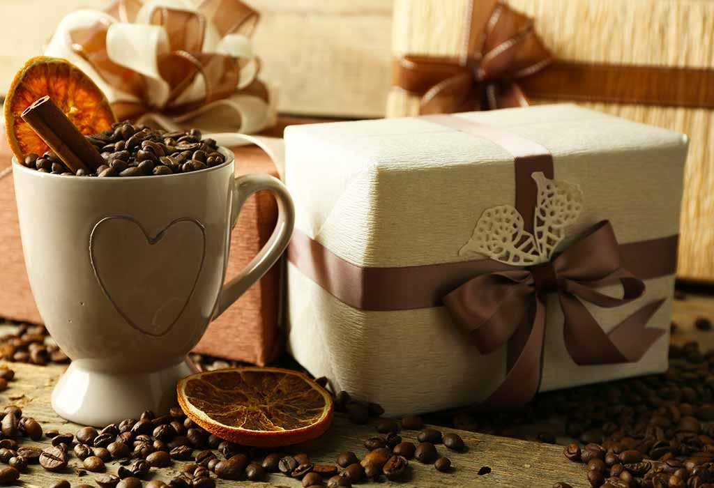 Coffee as a Valentine's Day Gift for Moms