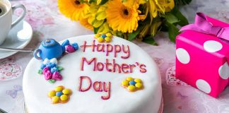 Mother's Day cake ideas for your sweet mom