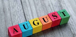 Special Days and Unconventional Holidays in the Month of August