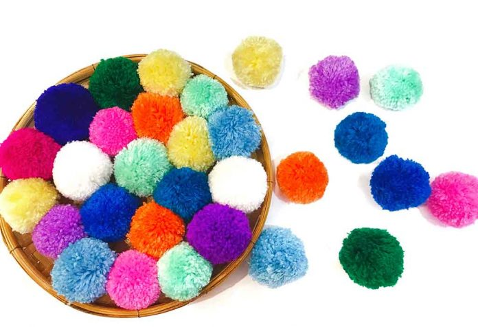 10 Unique and Creative Pom Pom Crafts Ideas for Kids
