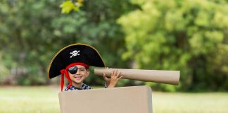 Pirate Names for Boys