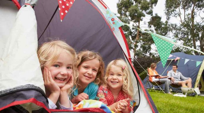 What Parents Should Know While Camping With Toddlers