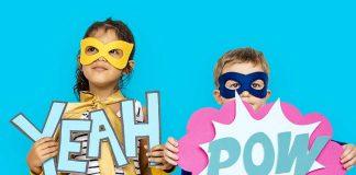 Creative Superhero Crafts for Kids