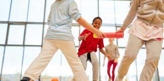 Indoor and Outdoor Relay Races for Kids