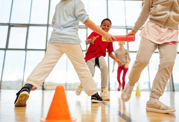 Indoor and Outdoor Relay Races for Kids