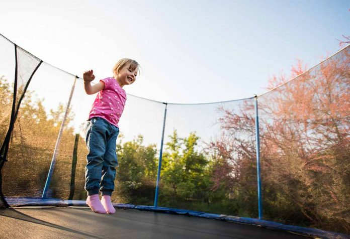 Trampolining for Kids - Benefits and Risks