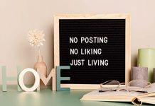 Tips for Taking a Social Media Detox