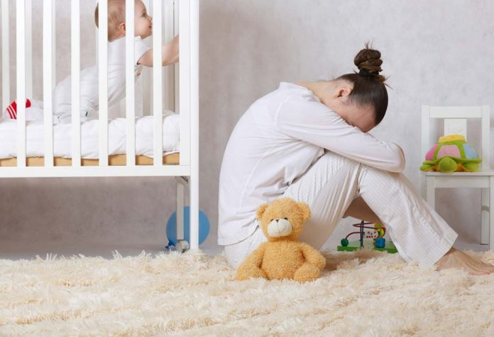 How You Can Deal with Postpartum Depression