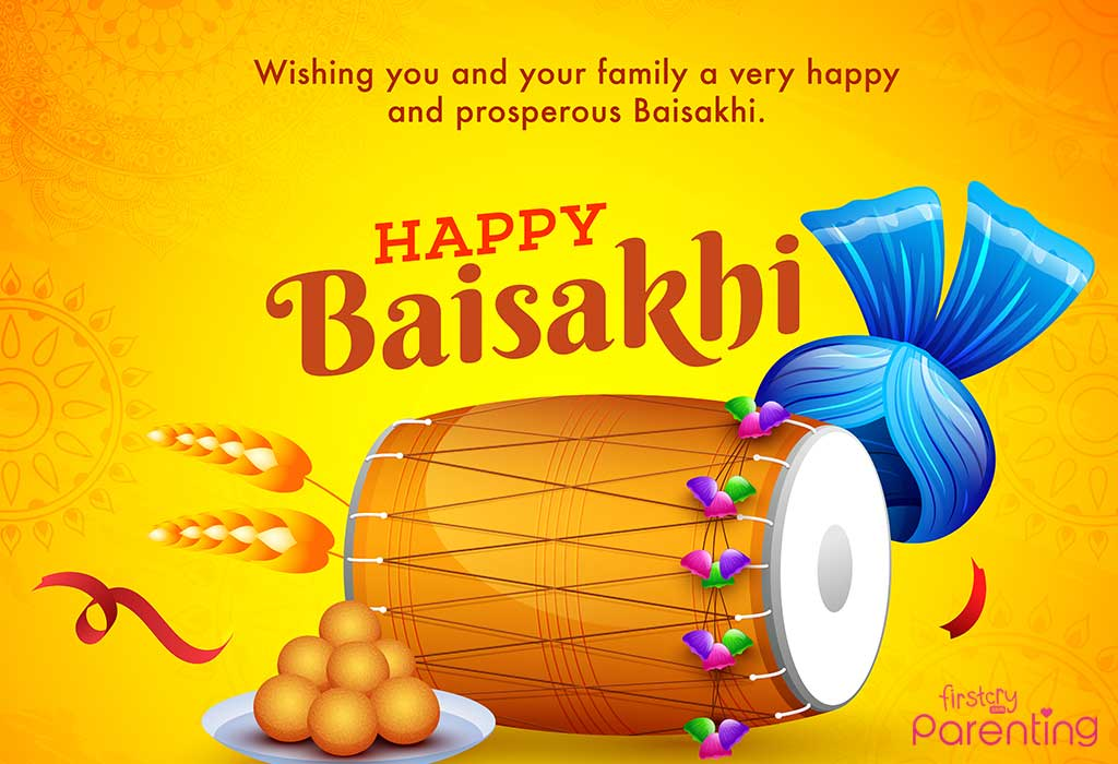 Baisakhi Wishes and Messages