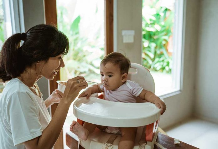 Let's Start With Solids: Our Little Step Towards the Big World of Food