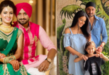 Harbhajan Singh- Geeta basra pregnancy announcement