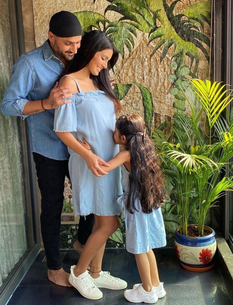 Geeta Basra second pregnancy