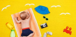essentials to protect your baby's skin