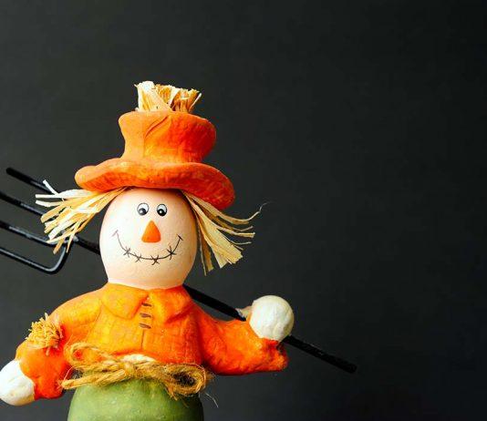 Scarecrow Craft Ideas