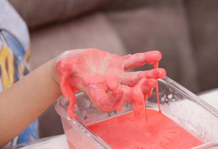 How to Make Oobleck for Kids
