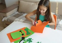St. Patrick's Day Crafts For Toddlers, Preschoolers & Kids