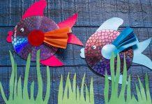 Creative Fish Craft Ideas
