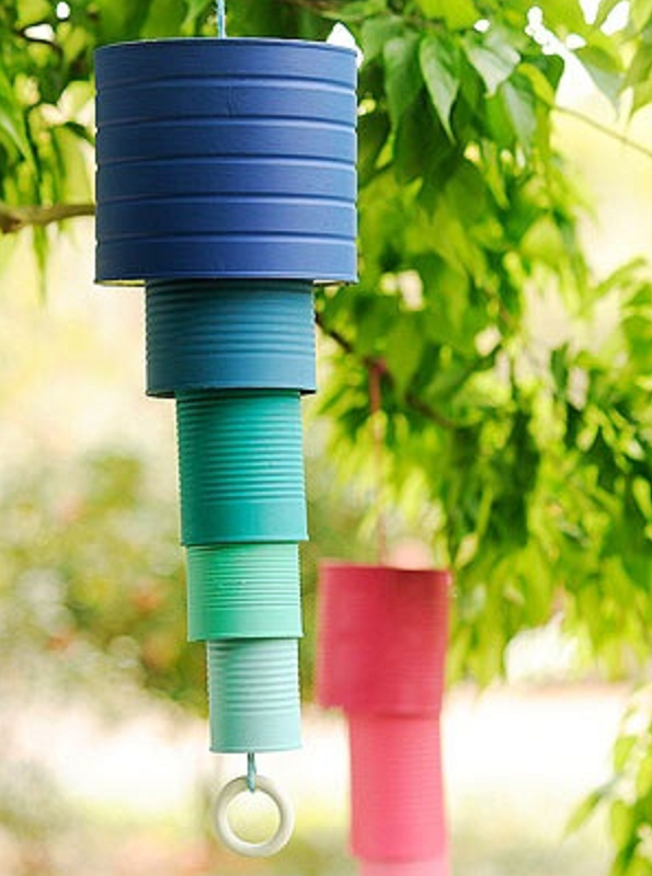 DIY Tin Can Crafts for Children