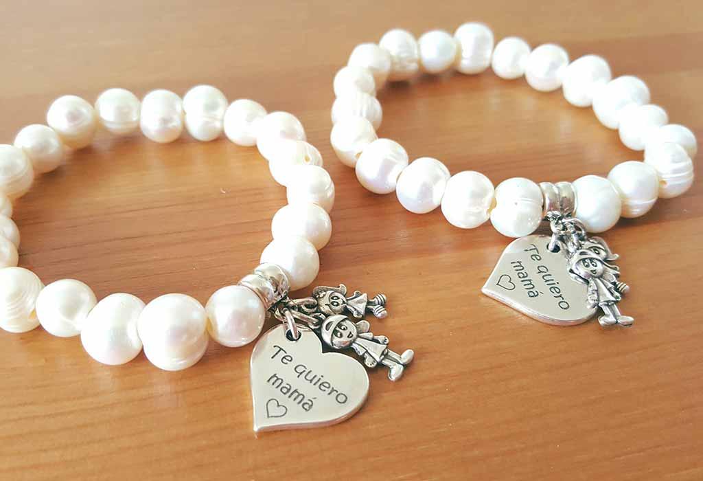 Customized Bracelet for Mom