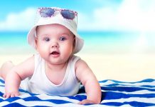 Ways to Keep Your Baby Cool in Summer