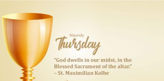 Maundy Thursday Wishes and Quotes