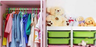 10 Best Ways to Organize Your Kid's Closet
