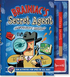 Best Detective Activity Books for Kids