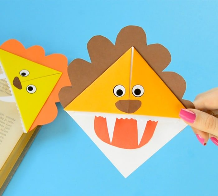 Easy Lion Crafts for Kids