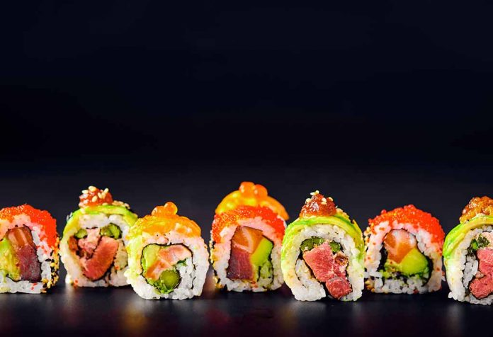 Sushi for Kids - Easy Recipes for Your Child