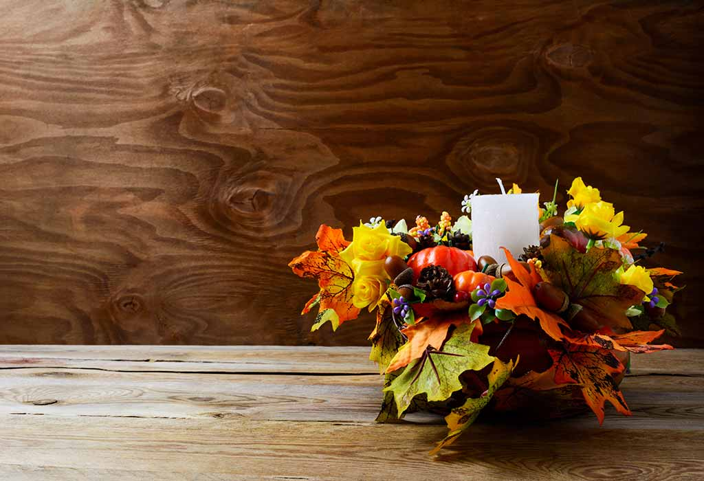 Fall centerpiece ideas