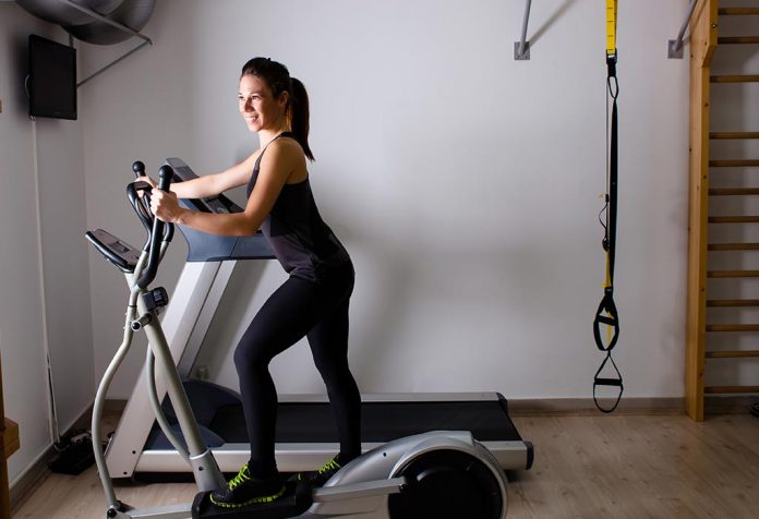 SET UP A HOME GYM WITH THIS FITNESS ESSENTIALS