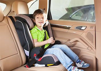 Installing Booster Car Seats