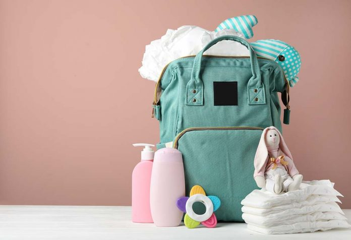 What's a Diaper Bag and How to Make It a 'Smart Bag'!
