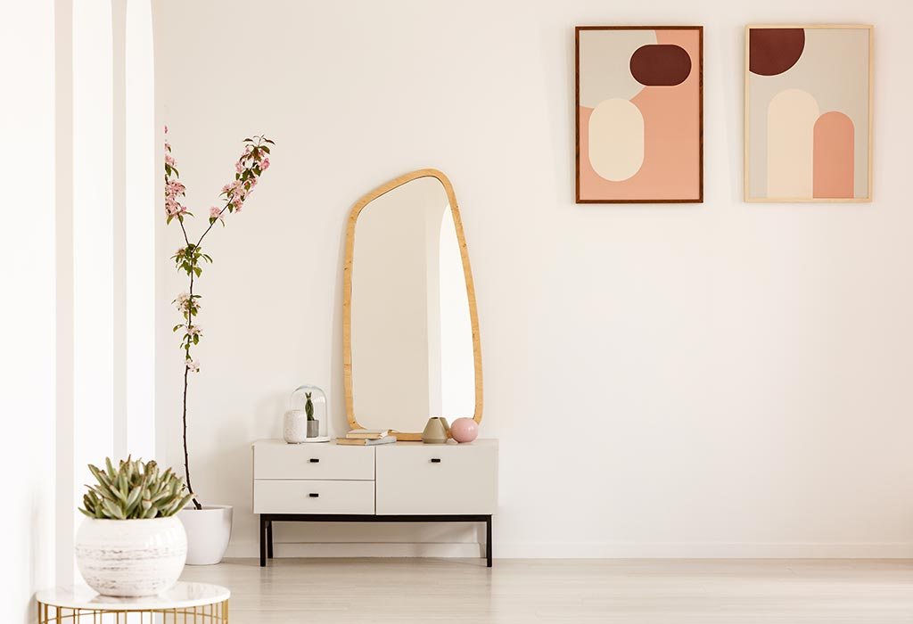 Go For A Different-Shape Mirror